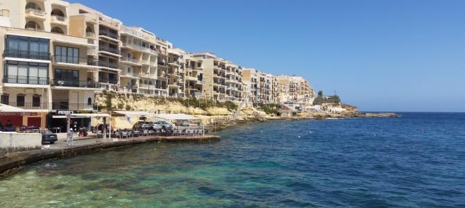 Migawki z Gozo i Malty