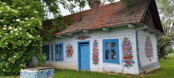 Malowana wieś – Zalipie.